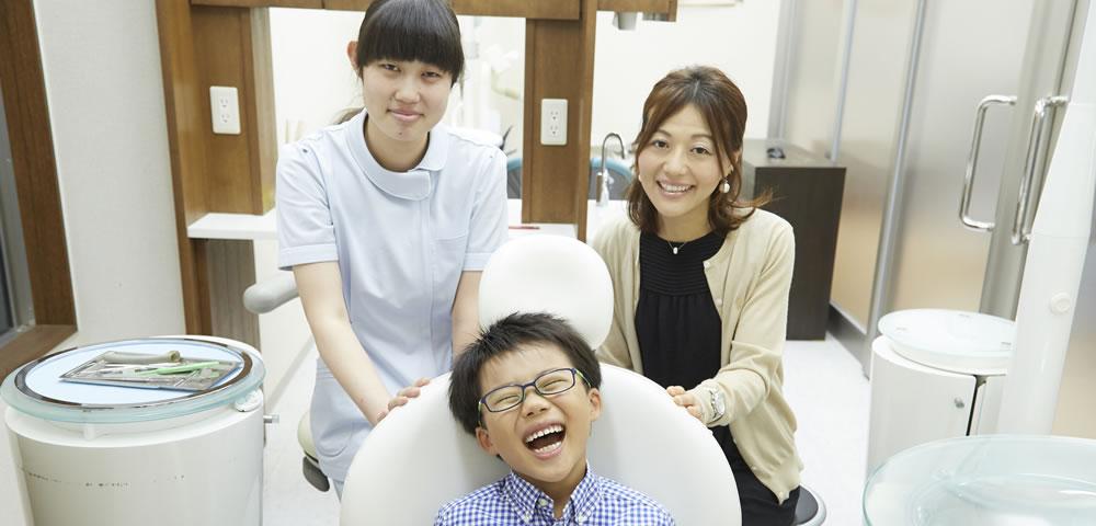 浜松市で小児歯科