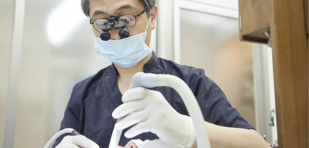 浜松市で歯周病治療